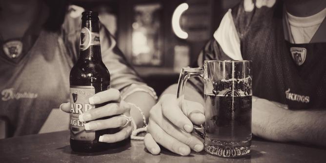 Srüche, Alkohol, Bier, Kneipe