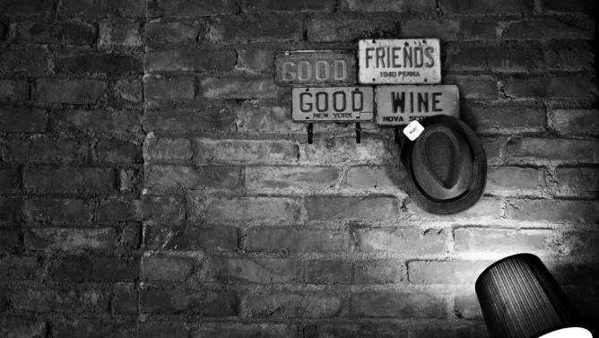 Freunde Sprüche Wein
