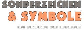 symbolekopieren.de